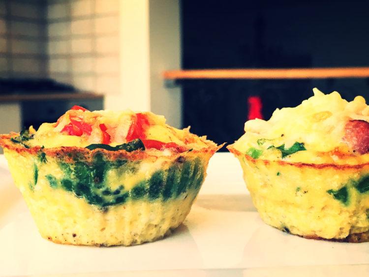 Mini omlete